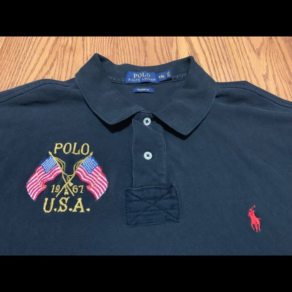 f256ece5 Polo by Ralph Lauren Shirts | Black Mesh Adult 2xl | Poshmark